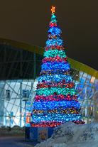 Светодинамическая елка